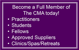 Join The CMA today!
