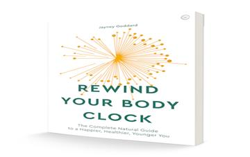 Rewind Your Body Clock by CMA President, Jayney Goddard