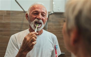 Good oral health may help protect against Alzheimer's