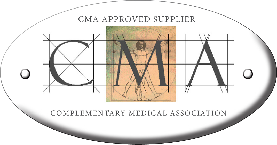 CMA Approved Supplier logo