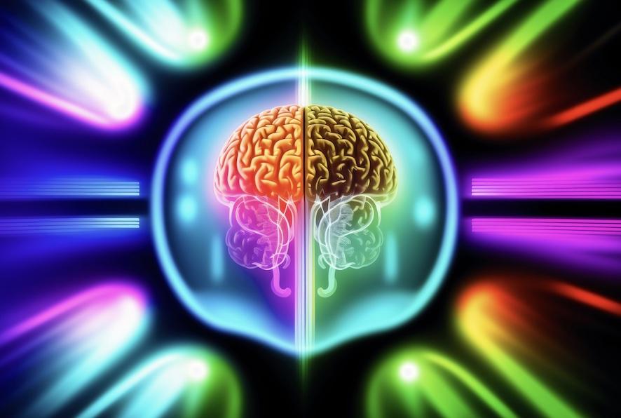 Concentrative meditation psychology study