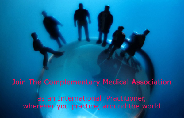 Join The CMA today and Help Support Complementary and