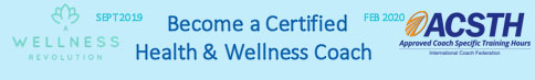 Become A Certified Health And Wellness Coach